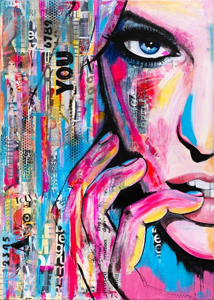 Luxe kunstkaarten verkrijgbaar in mijn webwinkel. http://shop.janetedens.nl