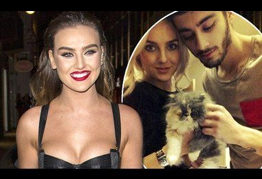 Perrie Edwards's cat Prada she shared with Zayn Malik has died