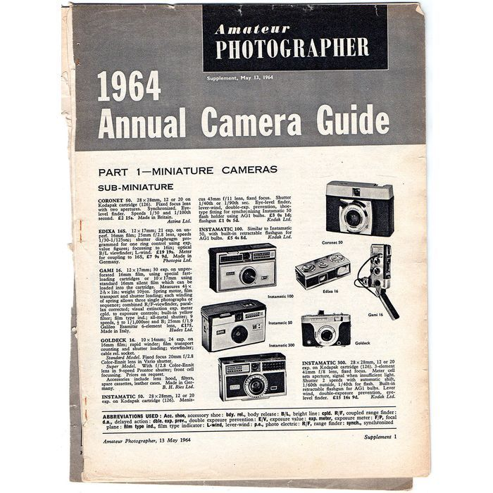 Excited amateur photographer guide well