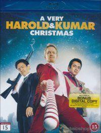 A Very Harold & Kumar Christmas (BLU-RAYNA) 8,95€