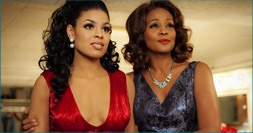 Sparkle with Jordin Sparks and Whitney Houston.  Whitney's final movie.  Out August 17, 2012.