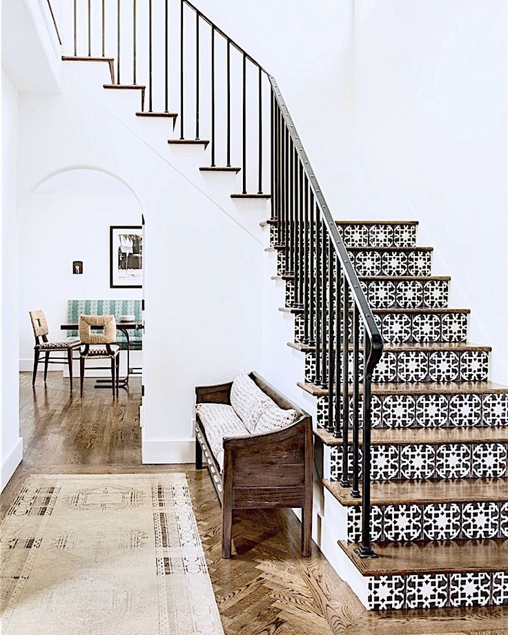 104 Best Stairs Images On Pinterest Home Ideas Stairs