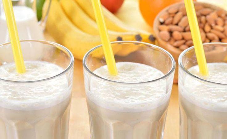 Como fazer o leite de banana e os seus benefícios! Você conhece o poder do leite vegetal? O leite vegetal é rico em cálcio e o leite de banana está entre o