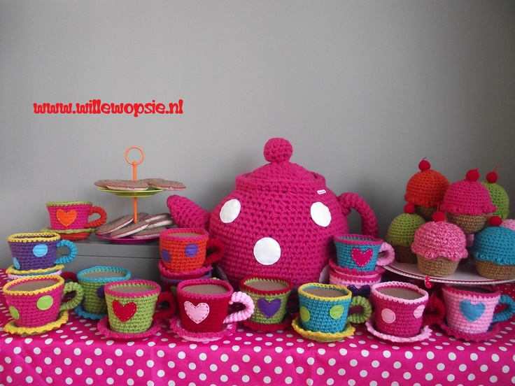 11 Best Crochet Toy Dishes Images On Pinterest Crochet Food