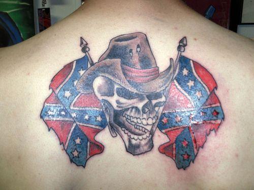 Southern Rebel Tattoos   jenni4design's tattoo