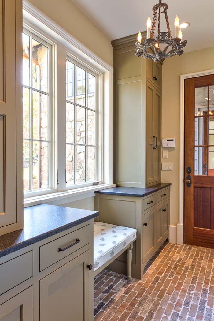 European Lake House Exudes Charming Details In South Carolina