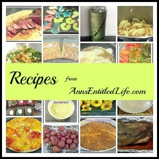 100s of Recipes, Photographs and Step By Step Instructions