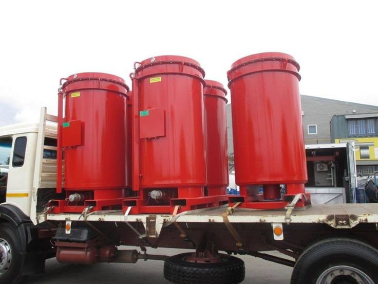 Grease Containment Vessels - Transtank