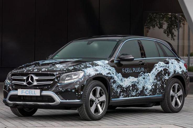 Voiture à hydrogène : Mercedes lance un premier modèle et lève le pied