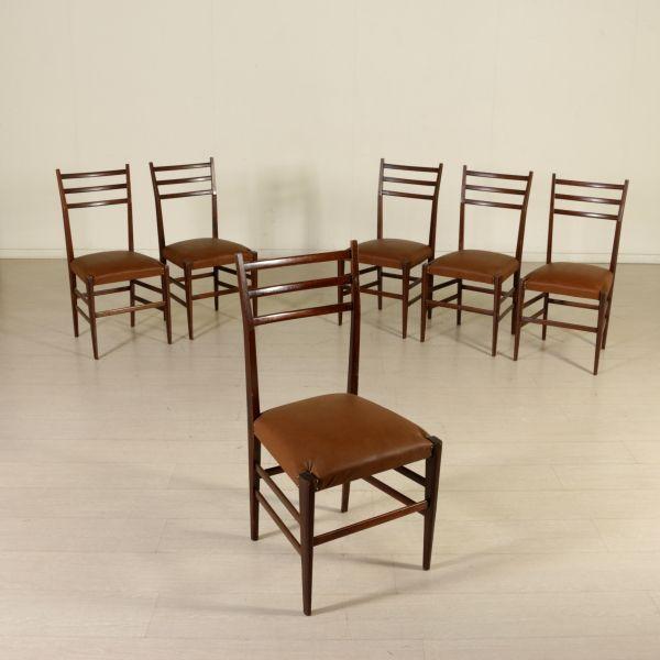 oltre 10 fantastiche idee su sedie in pelle su pinterest | sedia a ... - Sedie Vintage Anni 60