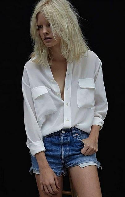 Equipment silk blouses