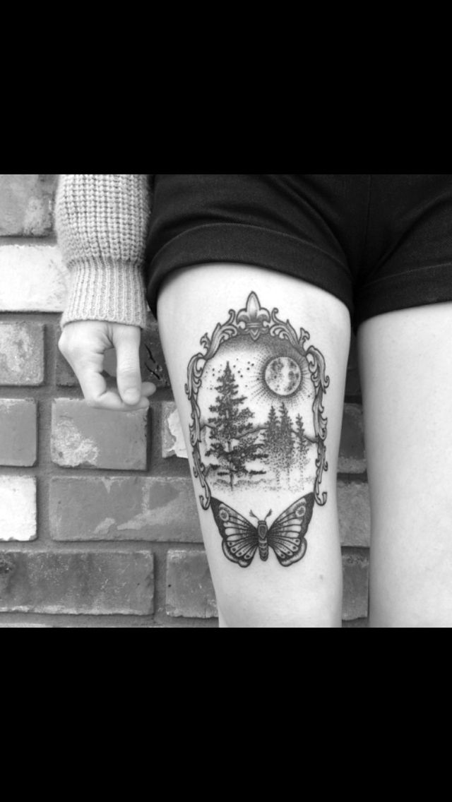 I think I have found my Forrest tattoo... ❤️❤️❤️