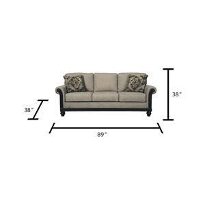 Blackwood Queen Sofa Sleeper | Nebraska Furniture Mart