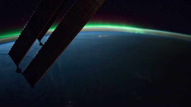 A Breathtaking Time Lapse Of Our Planet...incredible. This was so beautiful it made me cry