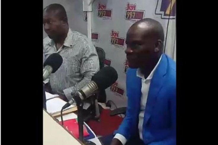 JoySMS On Joy 99.7FM