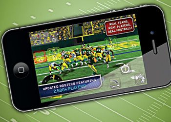 Five Must-Have Football Apps