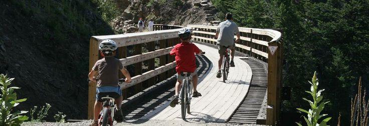 Hiking in Kelowna B.C. - Okanagan Trails
