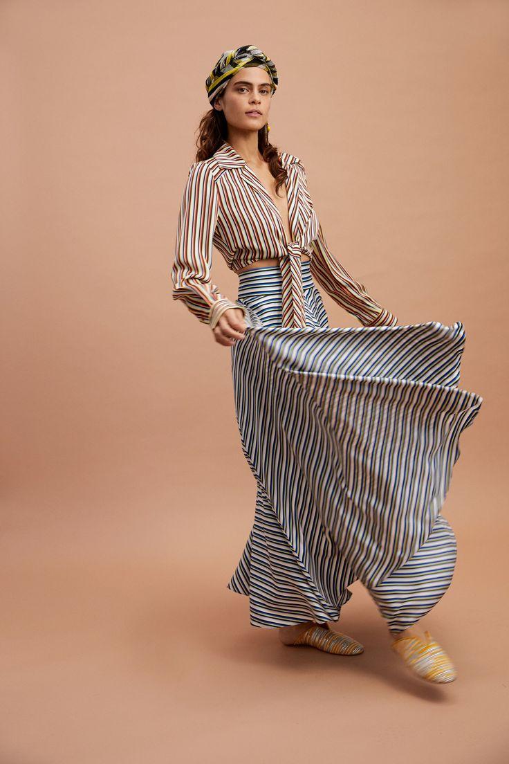 Diane von Furstenberg Pre-Fall 2018 Collection Photos - Vogue