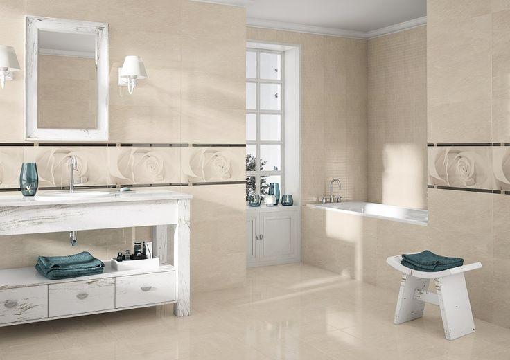 керамическая плитка  для ванной комнаты Opoczno Effecta