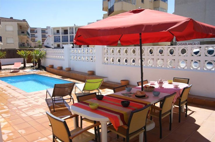 Costa Girona - Alojamiento - Las Acacias Bajo 1