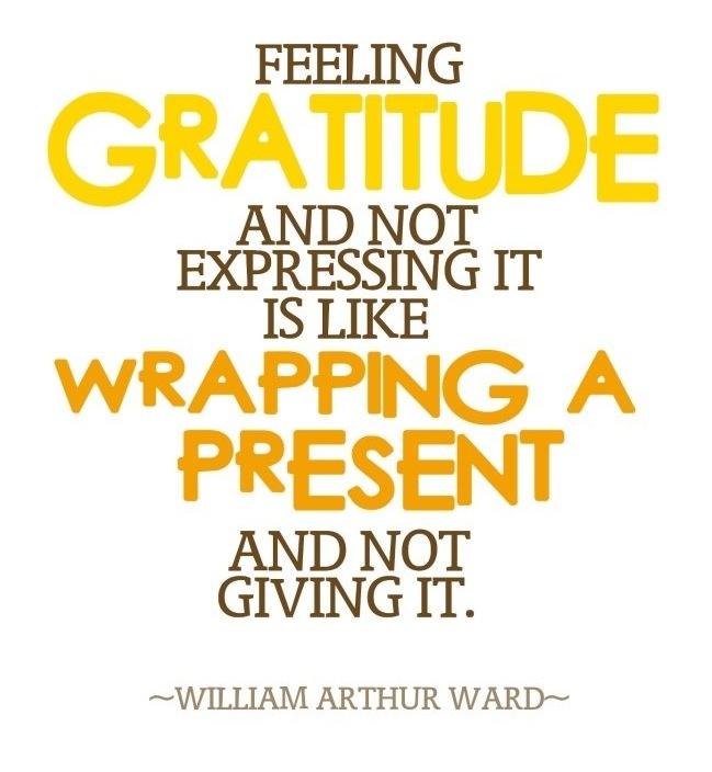 Great Gratitude Quotes: Gratitude, Wisdom