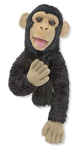 Melissa & Doug Bananas the Chimp Puppet