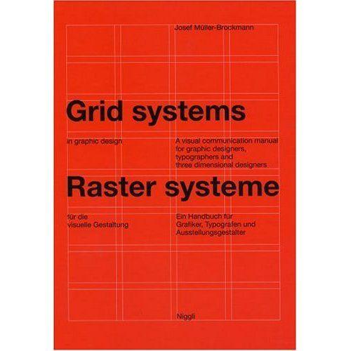 Grid systemsGraphic Design, Josef Mullerbrockmann, Design Book, Fur Die, Josef Muller Brockmann, Graphics Design, Grid System, Die Visuels, Visuels Gestaltung