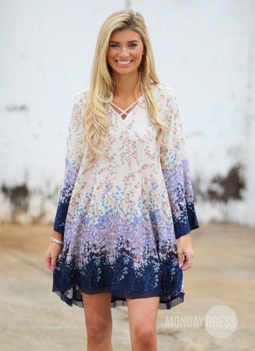 Take The World Dress | Monday Dress Boutique