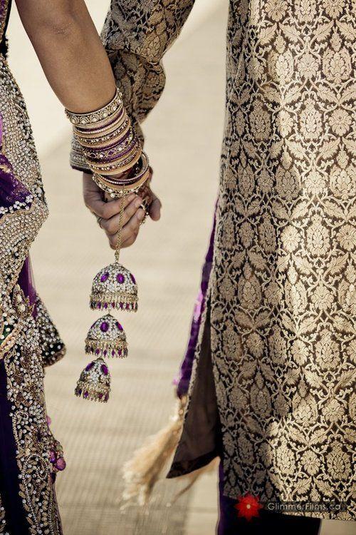 Desi Weddings.