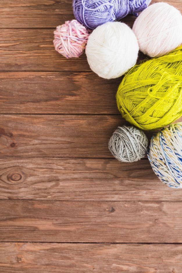 Candy Apples Crochet Yarn Handmade Logo Yarn Quote
