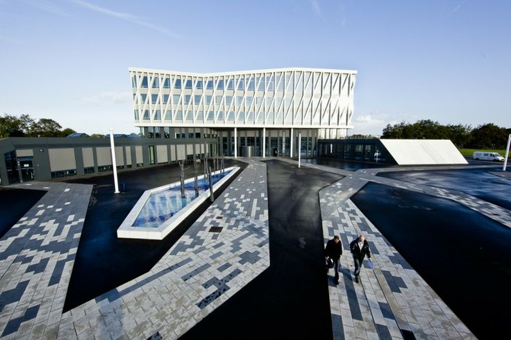 Viborg Town Hall / Denmark / Henning Larsen Architects