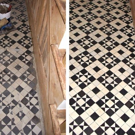 The 45 Best Victorian Mosaic Floor Tiling Images On Pinterest
