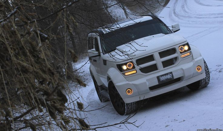 Dodge Nitro - Customized