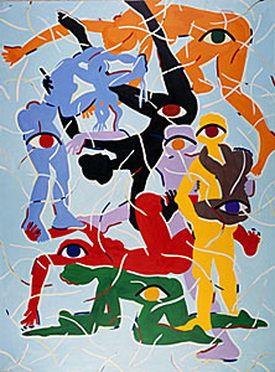 Le matin - Gerard Fromanger - Pop Art, 1984
