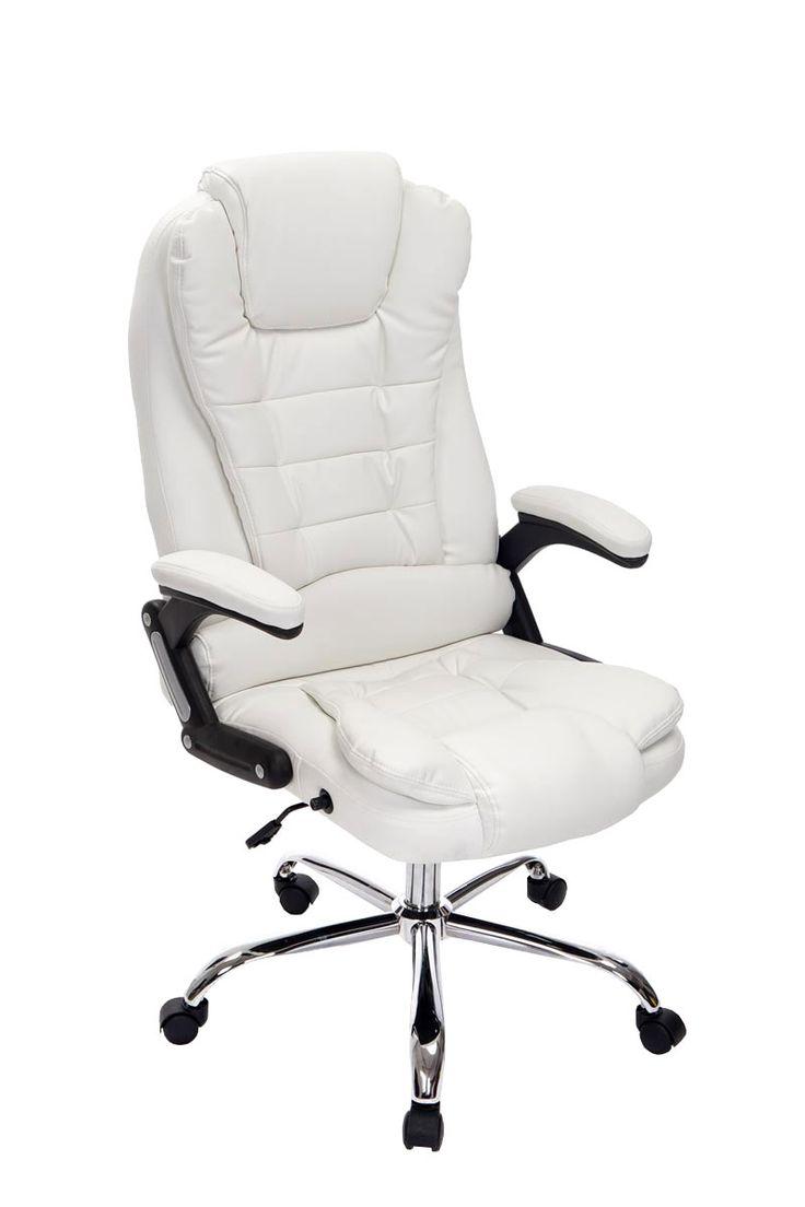 Burostuhl Thor Weiss Burostuhl Sitzbezug Stuhle