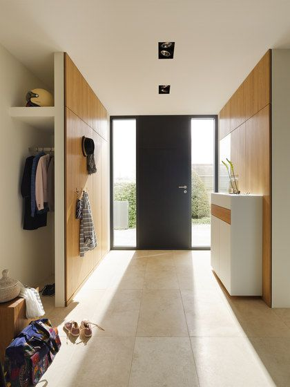 Lockers | Hallway | cubus pure entry hall | TEAM 7 | Sebastian. Check it out on Architonic