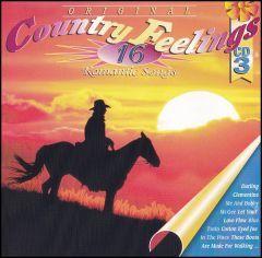 Country Feelings - Romantic Songs CD - Dalnok Kiadó Zene- és DVD Áruház - Country zene
