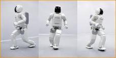 Asimo.  Honda Advanced Robotics Protege