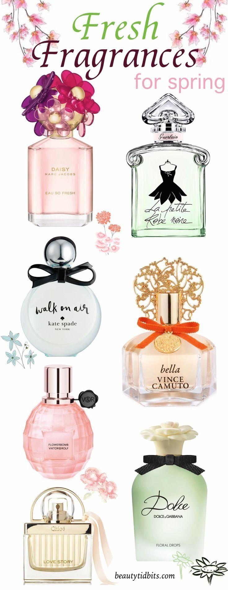 Belle farandole de merveilleux parfums à s'offrir ou mieux se faire offrir