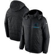 Starter Carolina Panthers Light Blue Knockout Jacket