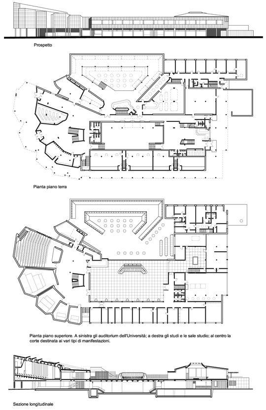 Wolfsburg Cultural Center - Alvar Aalto