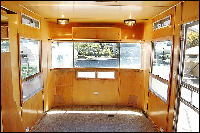 1950 spartan royal mansion travel trailer for sale - Bary