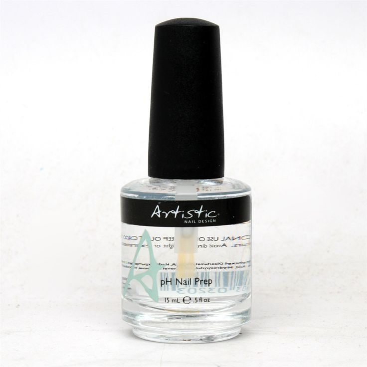 Artistic Nail Design pH Nail Prep 15 ml 0.5 oz.