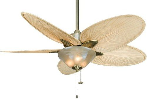 """Windpointe 52"""""""" Fan Antique Brass 