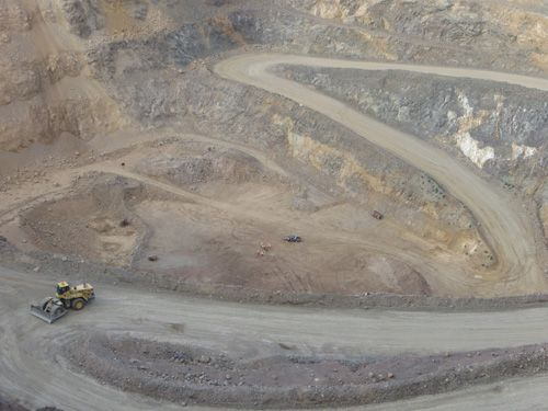 A few thoughts after touring a rare earth mine
