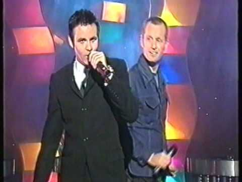 Paul McDermott and Mark Trevorrow - Cracklin' Rosie