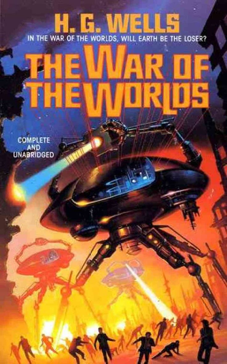 Free Online Novels: The War of the Worlds  http://novelsonlinefree.blogspot.com/2017/03/the-war-of-worlds.html  #books #novels #plays #HGWells #WarOfTheWorlds