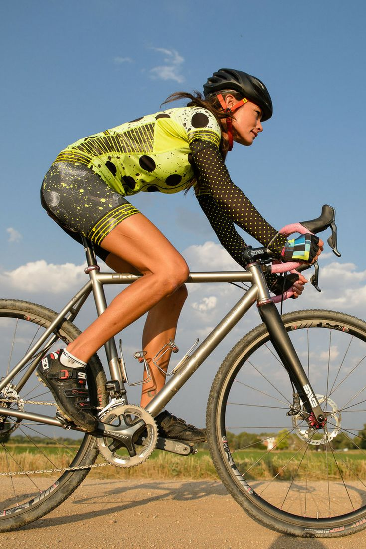 BEST OF THE SEASON: Spray Dots women's cycling jersey. Perfect for women's cycling, we also have women's cycling jerseys for indoor cycling, road cycling, an assortment of cycling gear, cycling jerseys, fashion forward cycling clothes and kits.