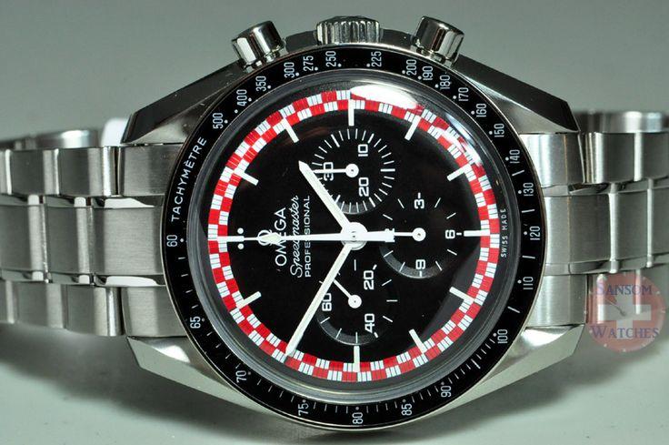Omega  Speedmaster Moonwatch Professional  TinTin 311.30.42.30.01.004