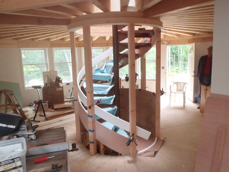 Wooden Yurts With Loft Live Happy Yurt Home Yurt